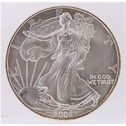 2006 American Silver Eagle Dollar Coin