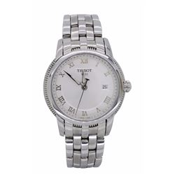 Stainless Steel Tissot Ladies Wristwatch
