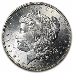 1882-S $1 Morgan Silver Dollar Coin