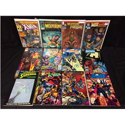 WOLVERINE & X MEN COMIC BOOK LOT