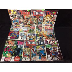 THOR COMIC BOOK LOT