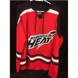 NEW ABBOTSFORD HEAT HOCKEY JERSEY