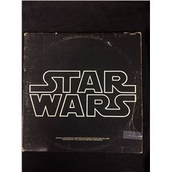 ORIGINAL STAR WARS VINYL RECORD