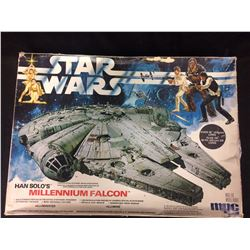 ORIGINAL STAR WARS MILLENIUM FALCON MODEL UNBUILT