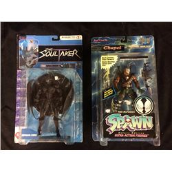IN PACKAGE SPAWN ACTION FIGURE LOT