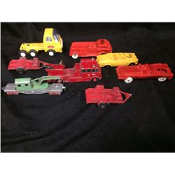 VINTAGE TONKA , LESNEY & DINKY CAR LOT