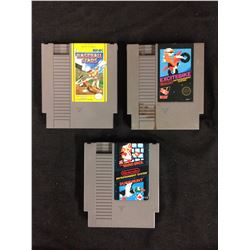 NES VIDEO GAME LOT
