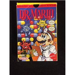 IN BOX DR MARIO NES GAME
