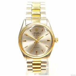 1967 Rolex Oyster Perpetual Air King   14k
