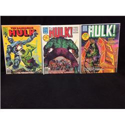 HULK COMIC BOOK LOT