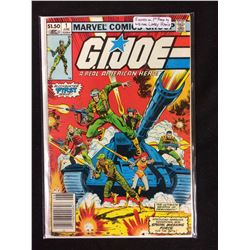 GI JOE 1 SIGNED BY WRITER LARRY HANA