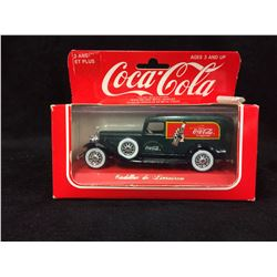 COCA COLA DIE CAST IN BOX