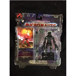 VINTAGE MICRONAUTS ACTION FIGURE ON CARD