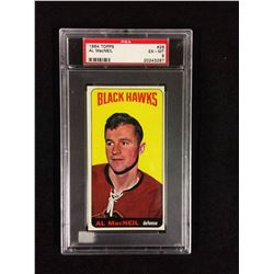 1965 TOPPS TALL BOY PSA GRADED