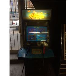 EXCELLENT CONDITION EGG VENTURE 2 PLAYER SHOOTING ARCADE