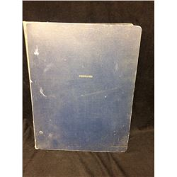 1940'S FRIGIDAIRE SALESMAN SAMPLE BINDER