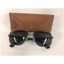 AUTHENTIC RAY BAN POLARIZED SUNGLASSES WITH CASE NEW