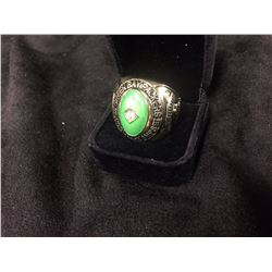 GREEN BAY PACKERS REPLICA CHAMPIONSHIP RING SUPER BOWL 1 HORNUNG