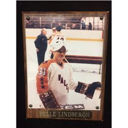 FRAMED PELLE LINDBERG VINTAGE PHOTO