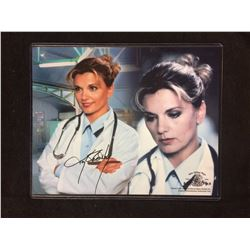 TERYL ROTHERY SIGNED 8 X 10 WITH COA