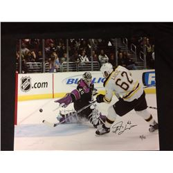 AUTOGRAPHED MILAN LUCIC 16 X 20 PHOTO WITH COA