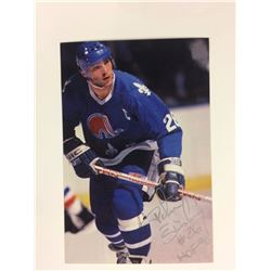 AUTOGRAPHED PAUL STATSNY 6 X 8 PHOTO
