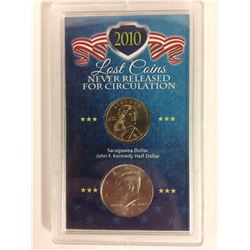 LAST COINS EVER PRODUCED FOR CIRCULATION USA