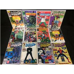 SPIDER-MAN COMIC BOOK LOT (#194, 139, 143, 158 & MORE...)