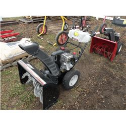 "MTD 2 stage snowblower, 28"" cut"