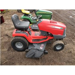 1999 Scotts S2046 mower SN#-G0X2046S025715