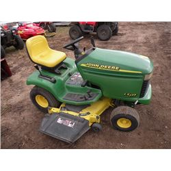 2000 John Deere LX277 SN#-Unable to verify vin