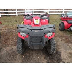 2014 Polaris Sportsman 570  DOES NOT RUN SN#-4XAMH57A0FA127764