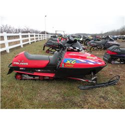 2000 Polaris XC 600  DOES NOT RUN                                   SN#-4XASP6ES3YB082413
