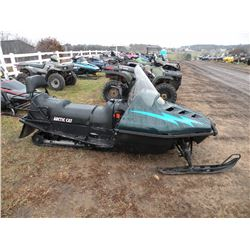 1997 Arctic Cat 340 Bearcat SN#-9710144