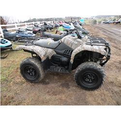2004 Yamaha 660 Grizzly 4x4 SN#-JY4AM03Y34C025567