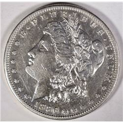 1886-S MORGAN DOLLAR XF