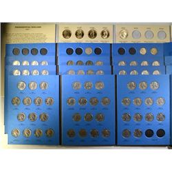 SETS: WASHINGTON QUARTER 1965-1987 COMPLETE;