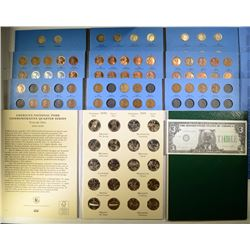 SETS: 20-  NATIONAL PARK COMMEM. QUARTERS;