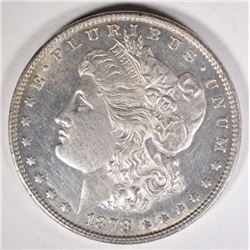 1878 7 TF MORGAN DOLLAR BU