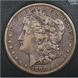 1900-O/CC MORGAN DOLLAR VF