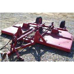 WOODS 10' PULL TYPE ROTARY CUTTER