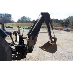 1999 WOODS GROUNDBREAKER BACKHOE ATTACHMENT, M: BH9000-1, S: 704923, (WILL BE 72 HOURS BEFORE APPROV