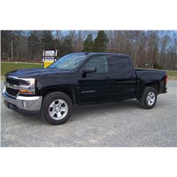 2016 CHEVY 1500 SILVERADO LT, MILES SHOWING: 80,000, VIN: 3GCPCREC3GG134276, (WILL TAKE 72 HOURS TO