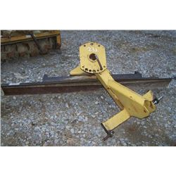 6' 3PH SWIVEL GRADER BLADE