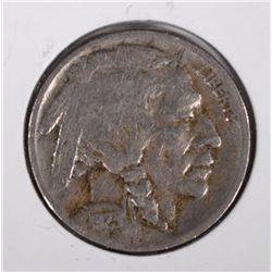 1923-S BUFFALO NICKEL  KEY DATE