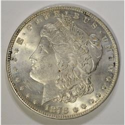 "1878 7TF MORGAN CHBU ""DOUBLED LIBERTY"""