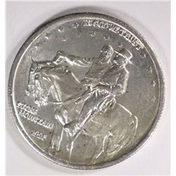 1925 STONE MOUNTAIN HALF DOLLAR COMMEM
