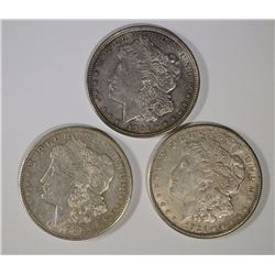 1921 P,D&S MORGAN DOLLARS