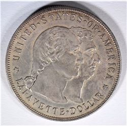 1900 LAYFAYETTE DOLLAR BU OLD CLEANING