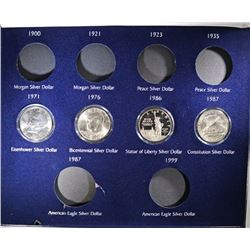 AMERICAN SILVER $ COLLECTION: